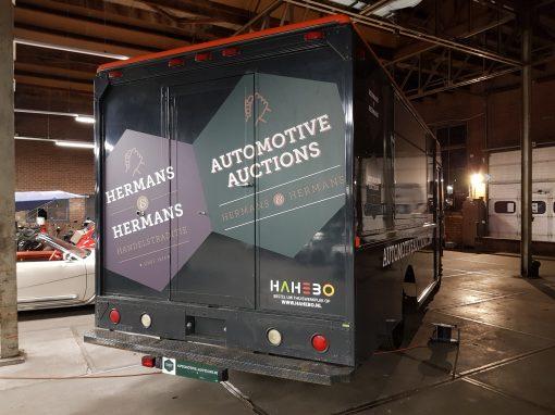Automotive Auctions Foodtruck